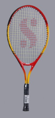 Silver's Armor MJ-01 Mini G2 Strung Tennis Racquet (Multicolor, Weight - 234)
