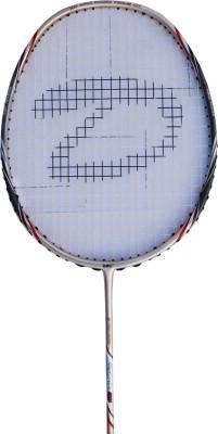 DSC Ultra Power 5000 Gold/Grey/Black G4 Strung Badminton Racquet (Gold, Grey, Black, Weight - 85 g)