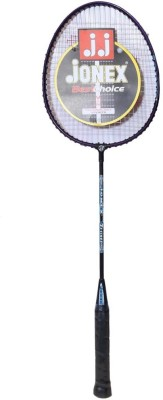 Jonex LX-8-A Standard Strung Badminton Racquet (Multicolor, Weight - 400 g)