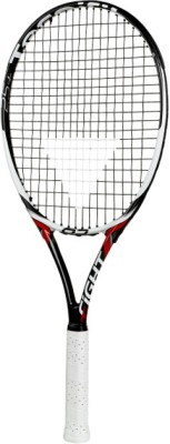 Tecnifibre T-Fight Jr 65 Standard Strung Tennis Racquet (Multicolor, Weight - 330 g)