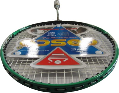 Cosco CBX-320 Strung Badminton Racquet (Green, Weight - 105)