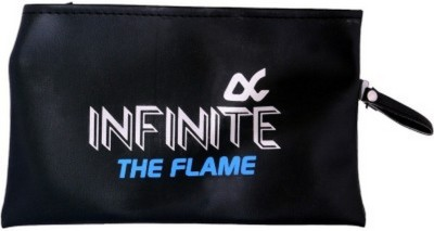 Infinite The Flame G4 Table Tennis Racquet (Multicolor, Weight - 300 g)