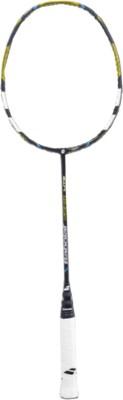 Babolat N-Tense Lite G2 Unstrung Badminton Racquet (Yellow)