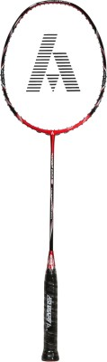 ASHAWAY THUNDER WAVE RED G2 Unstrung Badminton Racquet (Red, Black, Weight - 86 g)