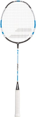 Babolat F2G Essential G2 Strung Badminton Racquet (Blue, Weight - 85)