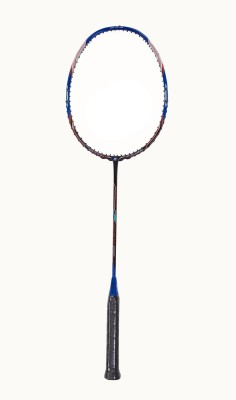 Apacs Zig Zag - Speed G1 Unstrung Badminton Racquet (Black, Blue, Weight - 85 g)