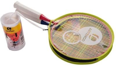 Artengo DISCOVER JUNIOR G4 Strung Badminton Racquet (Blue, Weight - 115 g)