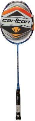 Carlton Aerosonic Z-737 G4 Badminton Racquet Blue, Purple, Weight - 3U