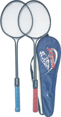 Jayam SPEED (2+B) G3 Strung Badminton Racquet (Multicolor, Weight - 250 g)