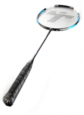 Thwack Falcon Standard Strung Badminton Racquet (Black, Blue, Weight - 5U)