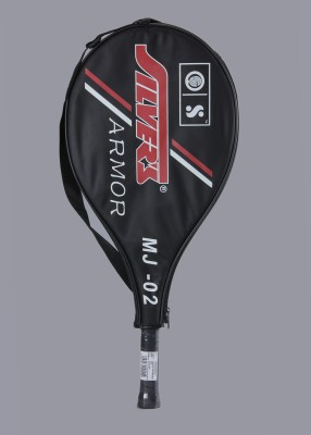 Silver's Armor MJ-02 Mini G2 Strung Tennis Racquet (Weight - 234)