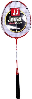 Jonex JJ646-A Standard Strung Badminton Racquet (Multicolor, Weight - 400 g)
