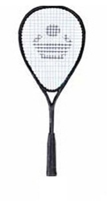 Cosco Tournament G3 Strung Squash Racquet (Black, Weight - 110 g)