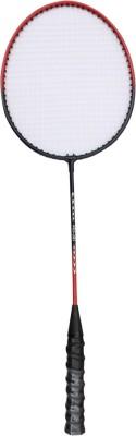 osprey RS100 S2 Strung Badminton Racquet (Red, Black, Weight - 100 g)