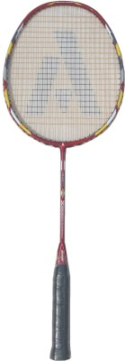 Ashaway Dura Lite Jr Red G2 Strung Badminton Racquet (Red, Weight - 78 g)