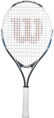Wilson US Open 25 L1 Strung Tennis Racquet (Multicolor, Weight - 220 g)