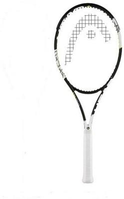 Head Graphene XT Speed Rev Pro G4 Unstrung Tennis Racquet (Black, White, Weight - 250 g)