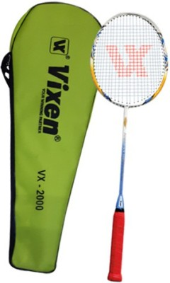 Vixen Power Pack 2000 1.25 Strung Badminton Racquet (Multicolor, Weight - 356 g)