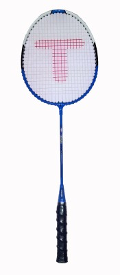 Tennex T-505 G4 Strung Badminton Racquet (Gold, Weight - 130 g)