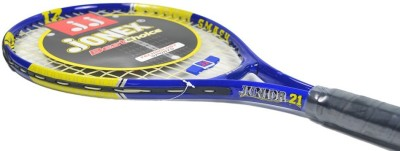 Jonex Smash 646 21 Standards Unstrung Tennis Racquet (Blue, Yellow, Weight - 350 g)