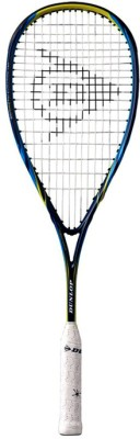 Dunlop Biometric Evolution 130 Standard Strung Squash Racquet (Multicolor, Weight - NA)