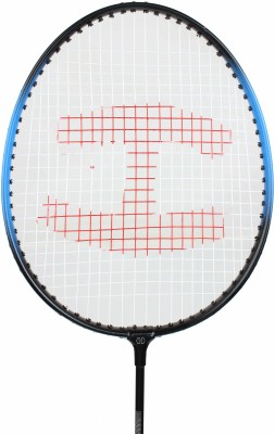 MDI Harley 4 G4 Strung Badminton Racquet (Blue, Black, Weight - 250 g)