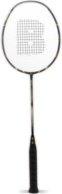 Burn BN 70 Standard Strung Badminton Racquet (Black, Weight - 95)