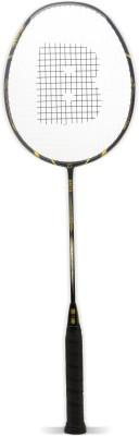 BURN BN 70 Standard Strung Badminton Racquet (Black, Weight - 95)