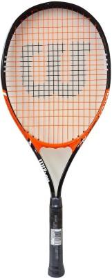 Wilson Match Point XL 3 Tennis Racquet 3.875 Tennis Racquet (Orange, Weight - 350 g)