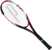 Prince Exo3 Hybrid Red 102 G3 Strung Tennis Racquet (Red, White, Black, Weight - 275)