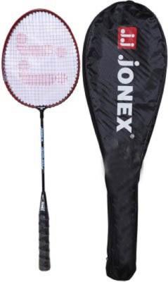 Jonex Badminton Racket G4 Badminton Racquet (Multicolor, Weight - 200 g)