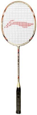 Li-Ning GTEK 38 G4 Strung Badminton Racquet (Gold, Weight - 80 g)