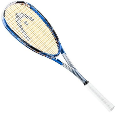 Head 130 Ct G4 Strung Squash Racquet (Multicolor, Weight - 130 g)
