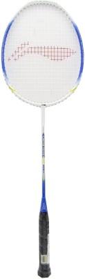 Li-Ning SS 98-III S2 Strung Badminton Racquet (Blue, White, Weight - W2)
