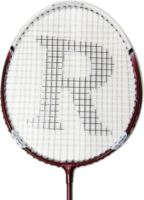 Reven Pro 110 G4 Strung Badminton Racquet (Brown, Weight - 95 g)