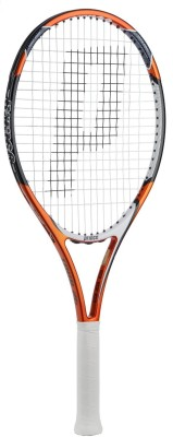 PRINCE TOURJR_25 4.375 Strung Tennis Racquet (Multicolor, Weight - 220 g)