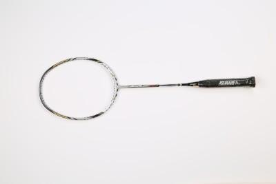 Ashaway Arch Blade 50 G2 Unstrung Badminton Racquet (Multicolor, Weight - 4U)