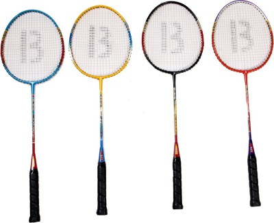 Bees Sting G3 Strung Badminton Racquet (Multicolor, Weight - 96 g)