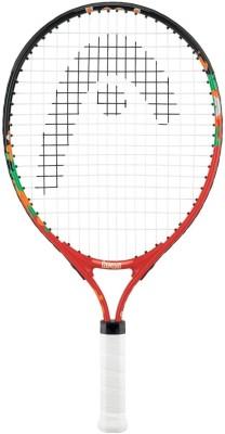 Head K19 Strung Tennis Racquet (Red, Black, Weight - 170)