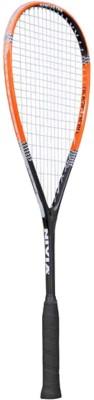Nivia Black Horn Strung Squash Racquet