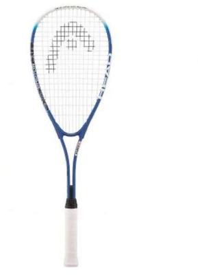 Head Nano Ti. Spector Standard Strung Squash Racquet (Multicolor, Weight - NA)