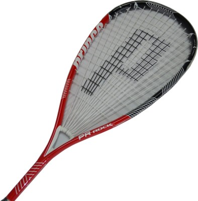 PRINCE PR ROCK RED G0 Strung Squash Racquet (Red, Weight - 183 g)