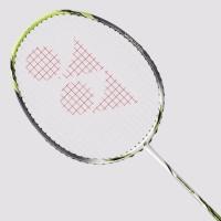 Yonex Voltric 5 G4 Strung Badminton Racquet (Green, Weight - 88)