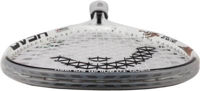 Head Nano Ti Spector G4 Strung Squash Racquet (White, Black, Weight - 195 g)