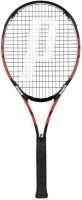Prince Warrior 100 ESP Standards Strung Tennis Racquet (Black, Red, Weight - 300)