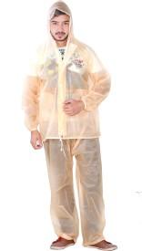 VARIETY Solid Men's Raincoat