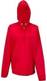Quechua Rain Cut Solid Women's Raincoat