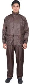 Versalis Solid Men's Raincoat