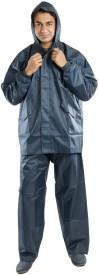 Newera Solid Men's Raincoat