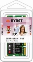 Hynet 1 GB DDR1 DDR 1 GB (1 X 1 GB) Laptop DDR1 (Lapee SDRAM) (Multicolor)